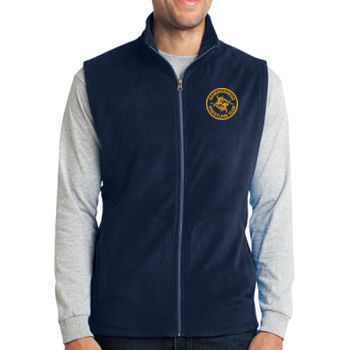 Adult Full Zip Fleece Vest Thumbnail